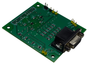 RGB565対応、VGAコネクタボード